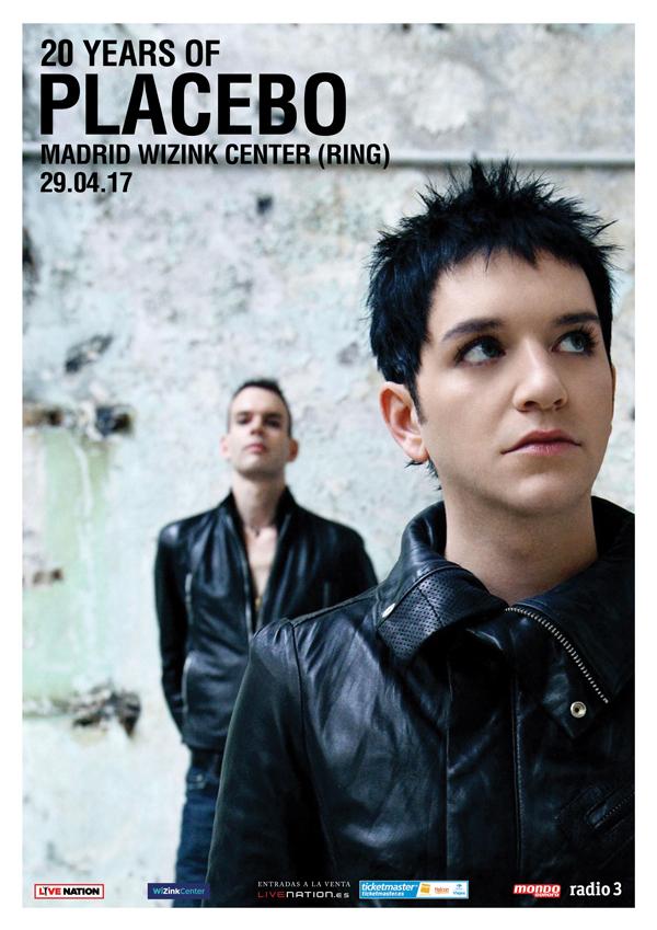 MONDO SONORO_pegada de carteles_placebo_barcelona_madrid_flyers