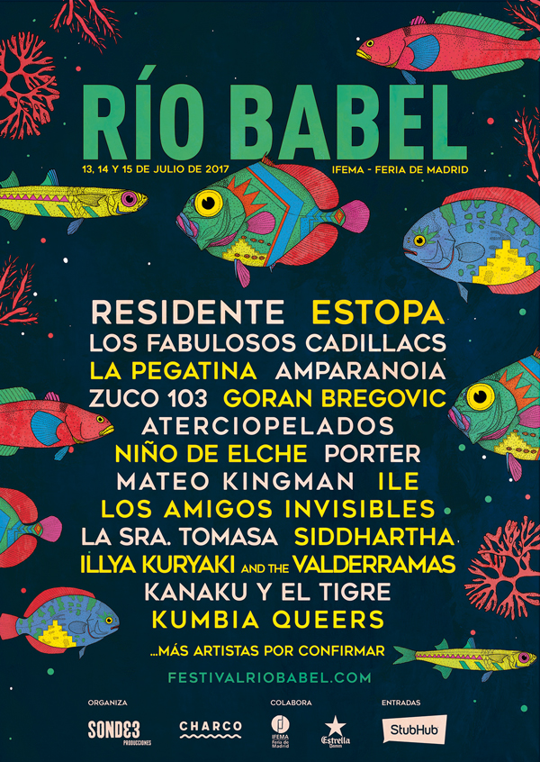 RIO-babel_MADRID_charco_pegada_carteles_flyers