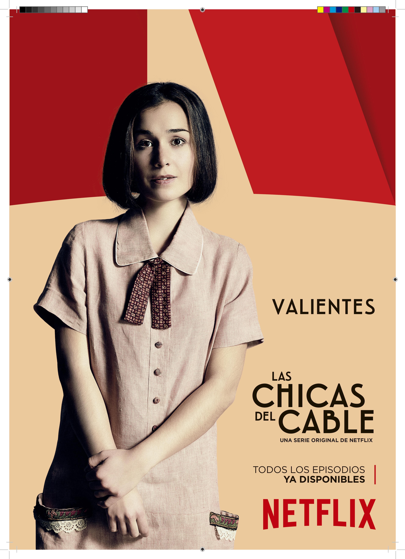 las_chicas_del_cable_Netflix_mondo_sonoro_valientes_pegada_carteles