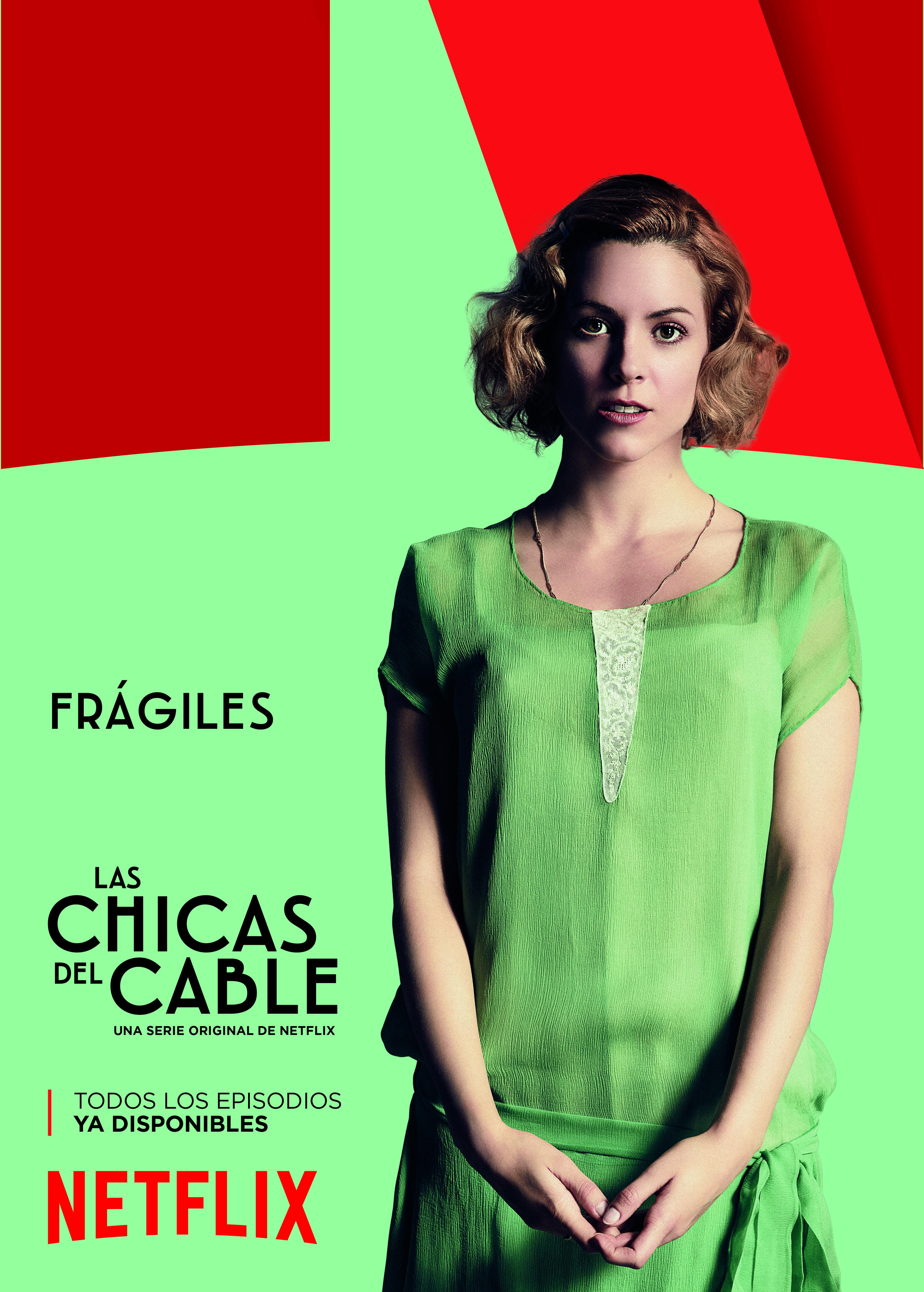 las_chicas_del_cable_Netflix_mondo_sonoro_Fragiles_pegada_carteles